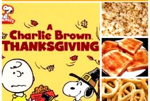 Happy Thanksgiving / Thanksgiving: thanksgiving recipes, charlie brown thanksgiving, thanksgiving crafts for kids and family fun for thanksgiving day! #Thanksgiving #CharlieBrown #crafts #family #kids