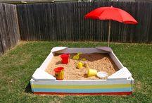 Outdoor fun / by Judy Hoogewerf