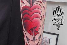 Tattoos / Tattoos & mehr