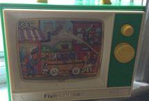 Vintage Toys / Classic & vintage toys galore!  @thefrugaldutchman in Ridgeway Ontario