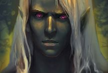 ELF • Drow • Male