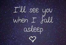 Good morning & good night ⭐️