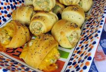 Finger food salati