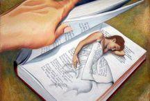 Ilustração / Ilustrações, desenhos, rascunhos