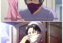 Funny Anime Scenes