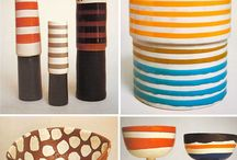 Ceramics / by Dagmar Dyck