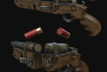 Wasteland arms