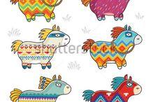 Tuanis.Horses