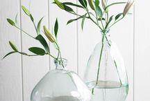 Glazen Vazen Recycled