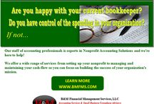 Accounting & Tax Tips / Need help with accounting or tax issues, consider.....