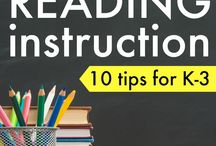 Teaching Reading - Tips & Resources