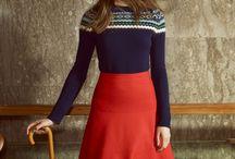 Wardrobe inspiration - Fall/Winter / by Paula K