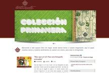 Blog scrapbook
