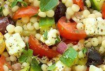 salade rapide