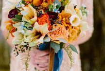 Букет невесты (Осень)