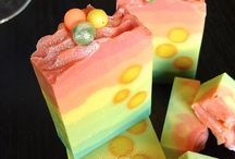 Beautiful Soaps / A collection of inspirational soaps