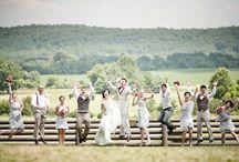 Bridesmaids & Groomsmen