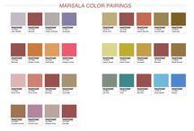 Colours - színek, paletták