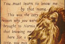There is a place for us....NARNIA