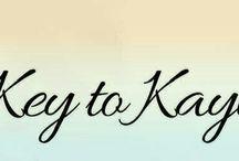 The Key to Kayleigh - blog / thekeytokayleigh.wordpress.com