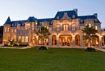Dream homes / Homes like to have! / by Judy Foster