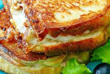 Mouthwatering Sandwiches