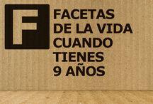 Facetas de la vida cuando tienes 9 años / La vida es corta, pero cuando eres niño a veces se te hace... ¡eterna! / by IKEA España