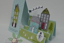 Stampin Up Holiday 2014 / by Sandy Perry