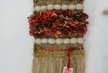 tapizes al telar