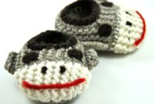 <3 Sock Monkey Love <3 / by Ashley Anders