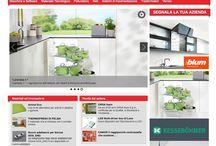 Furnishing Idea / Il primo portale dedicato ai Componenti, i Semilavorati e gli Accessori per l'industria dell'Arredamento