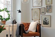 Interior concepts / Interiors