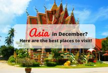 Asia? Yes Please!