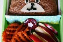 Creative Meals for the Kids / by Irresistibly Chic