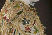 robes 16th et 17ème siècle