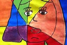 Art -- Colour Wheel