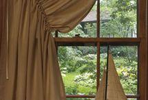 Curtains / Závěsy