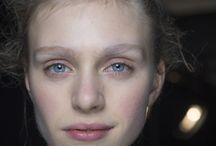 BACKSTAGE // JOSEPH Autumn/Winter 2015 / Behind the scenes at the JOSEPH AW'15 Show in London, February 23rd, 2015.