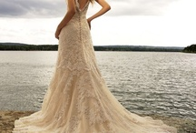 Wedding dresses/ideas/gifts/themes/etc.  / by Valerie Weber