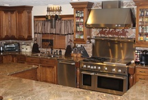 Decor 4 Kitchen STyles / by Jacqueline Claxton