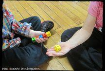 preschool math / by Megan Berg