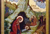 Krisztust ábrázoló ikonok / #kecskemét #ikon