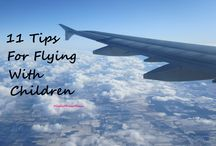 Travel With Children / Domestic and International Travel tips for adventuring with children and family