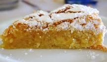 torta amêndoa
