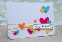 Cards - Thank You / by Terri Kocher