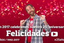 25 Aniversario de La Universidad de La Rioja 1992-2017 #25AñosUR