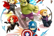 Marvel / by Kat