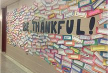 November Classroom Ideas / by Kara Gordon