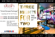 Dash Package / We offer our packages to fit with our guest needed.