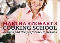 Martha on PBS / Recipes from Martha Stuart